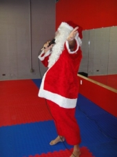 3rd Annual Kachi Karate Christmas party