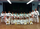 Belt promotions May 2013