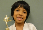 Student of the Month January 2012